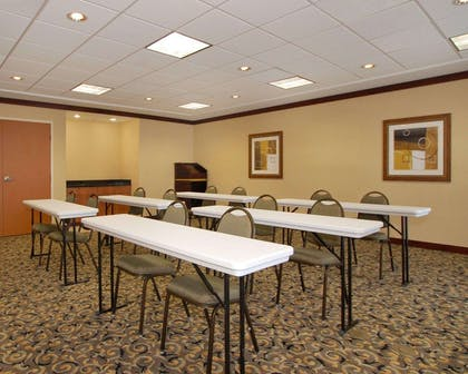 Banquetmeeting room | Comfort Suites Southport