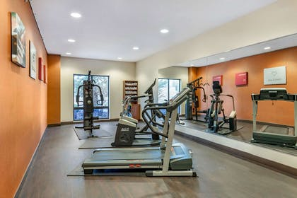 Fitness center | Comfort Suites South