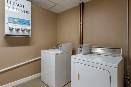 Guest laundry facilities | Comfort Inn