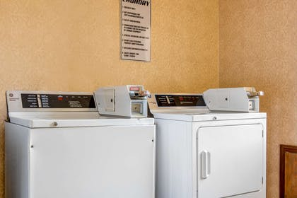 Guest laundry facilities | Quality Inn & Suites Bedford West