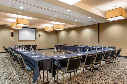 Large space perfect for corporate functions or training | Cambria Hotel Noblesville Indianapolis