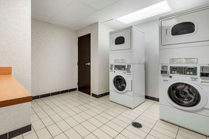 Guest laundry facilities | Cambria Hotel Noblesville Indianapolis