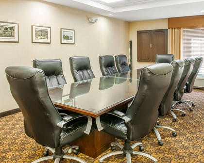 Boardroom | Comfort Suites French Lick