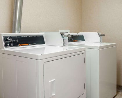 Guest laundry facilities | Comfort Suites French Lick