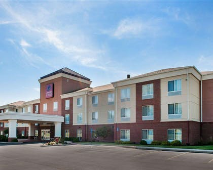 Hotel exterior | Comfort Suites French Lick
