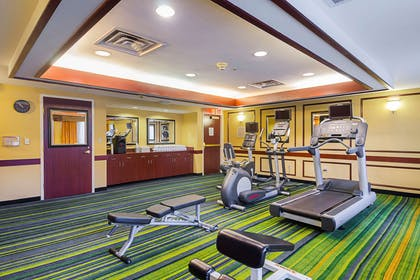 Exercise room | Quality Inn Boston-Revere
