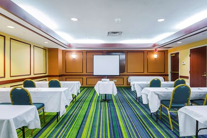 Large space perfect for corporate functions or training | Quality Inn Boston-Revere