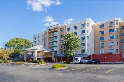 Hotel exterior | Quality Inn Boston-Revere