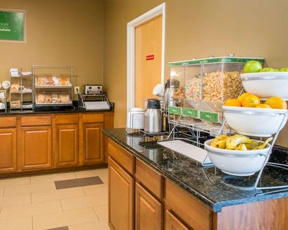 Breakfast counter | Comfort Suites Waldorf