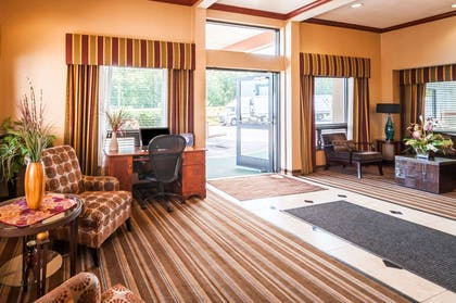 Hotel lobby | Comfort Inn and Suites