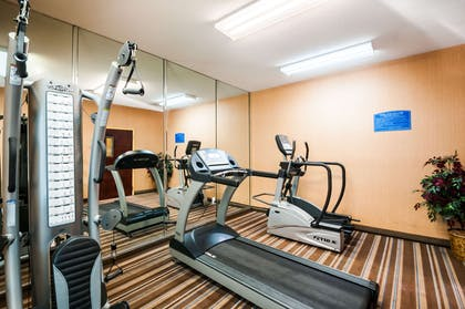Fitness center | Comfort Inn and Suites