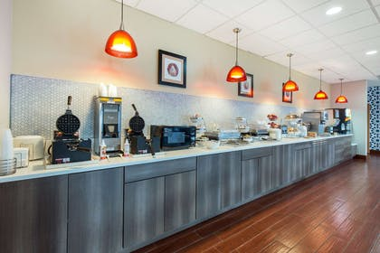 Breakfast counter | Gateway Hotel & Suites, an Ascend Hotel Collection Member