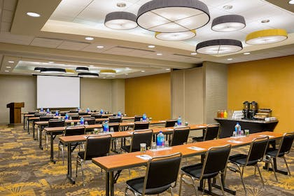 Meeting room | Cambria Hotel Rockville