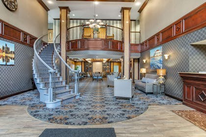 Hotel lobby | Comfort Suites Southgate