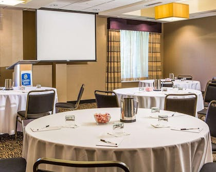 Large space perfect for corporate functions or training | Cambria Hotel Traverse City