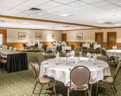 Event space | Quality Inn & Suites