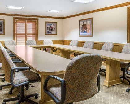 Conference room | Quality Inn & Suites