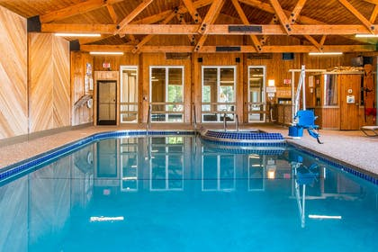 Relax by the pool | Quality Inn & Suites