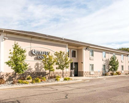 Hotel exterior | Quality Inn & Suites Next to the Casino