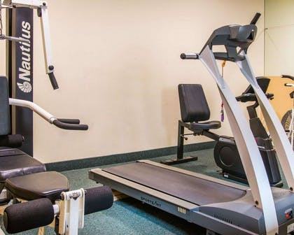 Fitness center | Quality Inn & Suites Next to the Casino