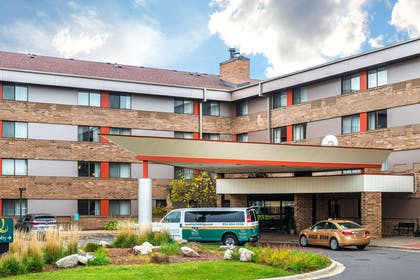 Hotel exterior   Quality Inn & Suites Mall of America - MSP Airport