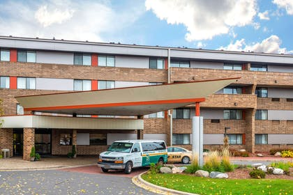 Hotel near popular attractions   Quality Inn & Suites Mall of America - MSP Airport