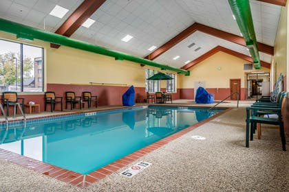 Relax by the pool | Quality Inn & Suites Mall of America - MSP Airport