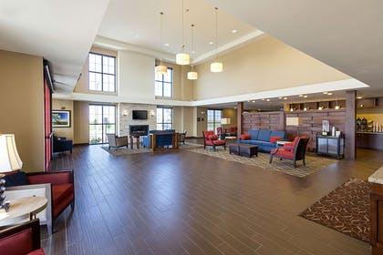 Hotel lobby | Comfort Suites and Conference Center