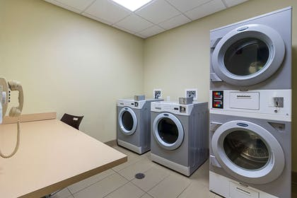 Guest laundry | Comfort Suites and Conference Center
