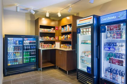 Hotel vending area | Comfort Suites and Conference Center