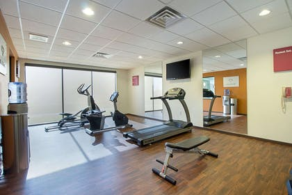 Fitness center | Comfort Suites and Conference Center