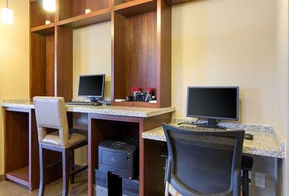 Business center | Comfort Suites and Conference Center