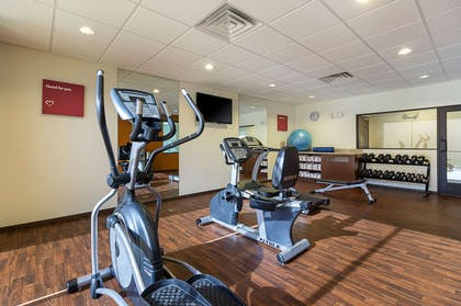 Enjoy a cardio workout | Comfort Suites and Conference Center