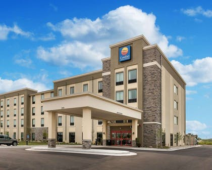 Comfort Inn and Suites West - Medical Center hotel in Rochester, MN | Comfort Inn & Suites West - Medical Center