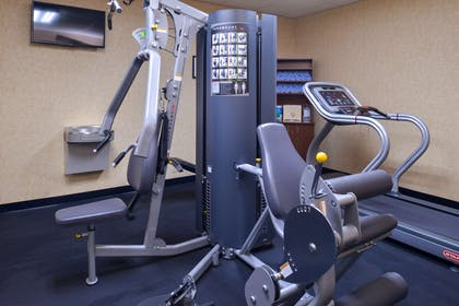 Fitness center | Comfort Inn & Suites