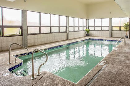 Indoor pool | Quality Inn On the Strip