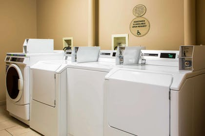 Guest laundry facilities | Comfort Inn & Suites Springfield I-44