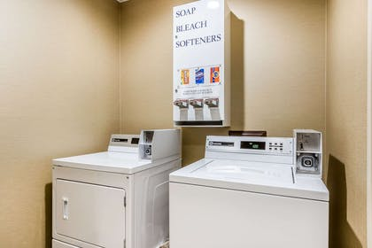 Guest laundry facilities | Comfort Suites St Charles-St Louis