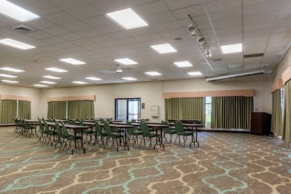 Large space perfect for corporate functions or training | Comfort Suites Rolla