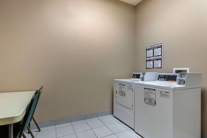 Guest laundry facilities | Comfort Suites Rolla
