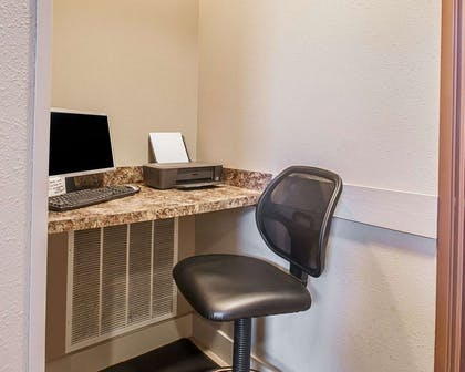 Business center with free wireless Internet access | Sleep Inn & Suites Lake of the Ozarks