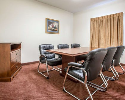 Meeting room | Comfort Suites Jefferson City