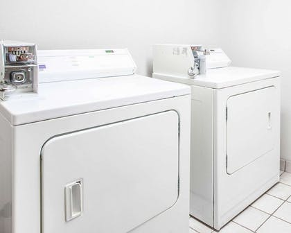 Guest laundry facilities | Comfort Inn & Suites St. Louis - Chesterfield