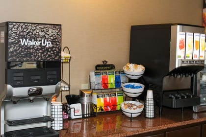 Free coffee | Comfort Inn & Suites St. Louis - Chesterfield