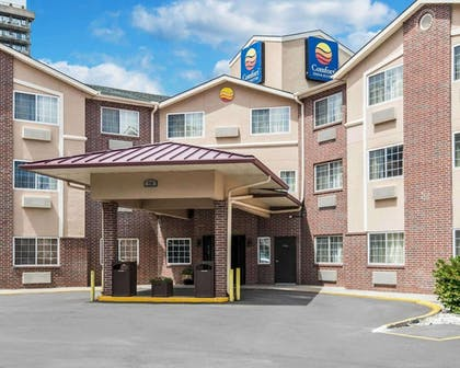 Comfort Inn and Suites Downtown in Kansas City, MO | Comfort Inn & Suites Kansas City Downtown