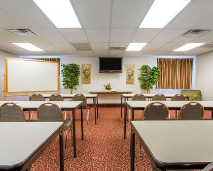 Large space perfect for corporate functions or training | Comfort Inn