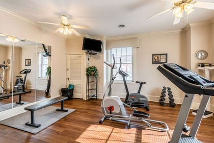Fitness center | Hotel Bothwell Sedalia Central District, Ascend Hotel Collection