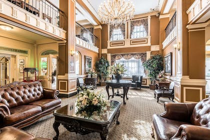 Hotel lobby   Hotel Bothwell Sedalia Central District, Ascend Hotel Collection