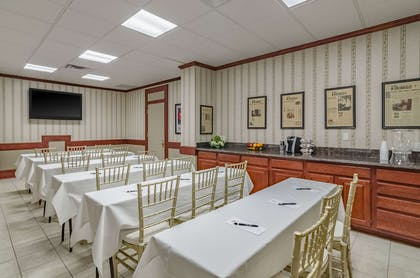 Boardroom | Hotel Bothwell Sedalia Central District, Ascend Hotel Collection