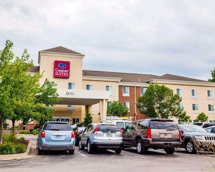 Hotel exterior | Comfort Suites Independence - Kansas City